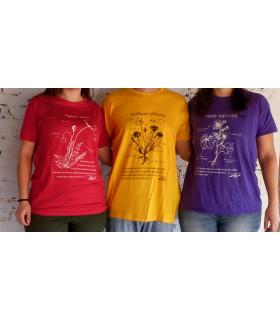 Conjunt de les 3 samarretes de les Jornades.