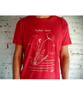 Samarreta Papaver rhoeas