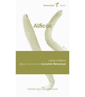 Alficòs (Cucumis flexuosus)
